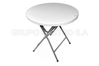 Foto de Mesa Resina redonda table pequeña