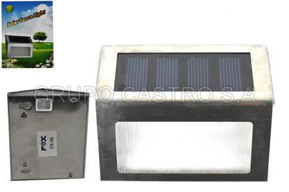Foto de LAMPARA SOLAR FX-05 LED BATTERY 2V 90A