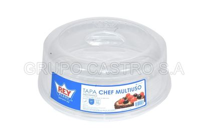 Foto de Tapa chef multiusos mediano  microondas