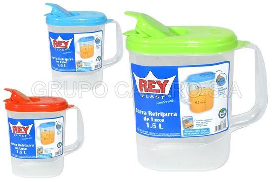 Foto de Refrijarra 1,5 litros Rey RFX001000