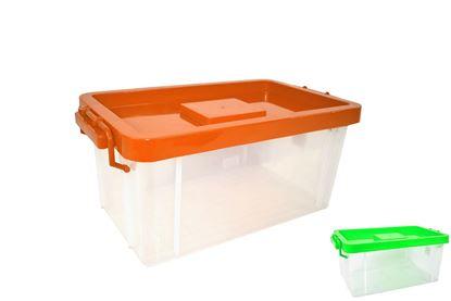 Foto de Caja multiusos #2 mediana plástico