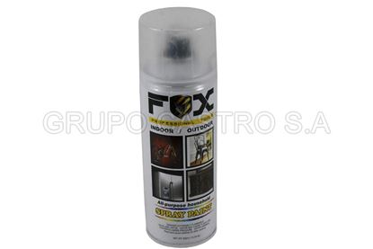 Foto de Spray fox laca transparente