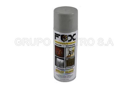 Foto de Spray fox aluminio alta temperatura