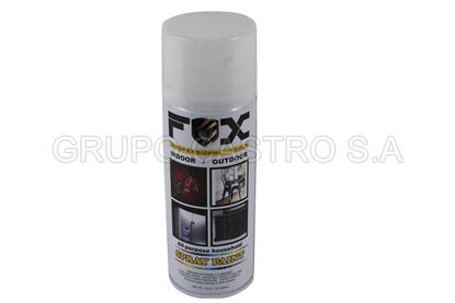 Foto de Spray fox blanco mate