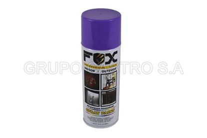 Foto de Spray fox morado claro