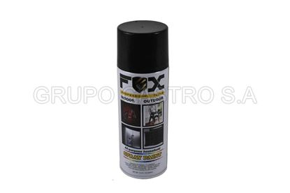 Foto de Spray fox negro brillante