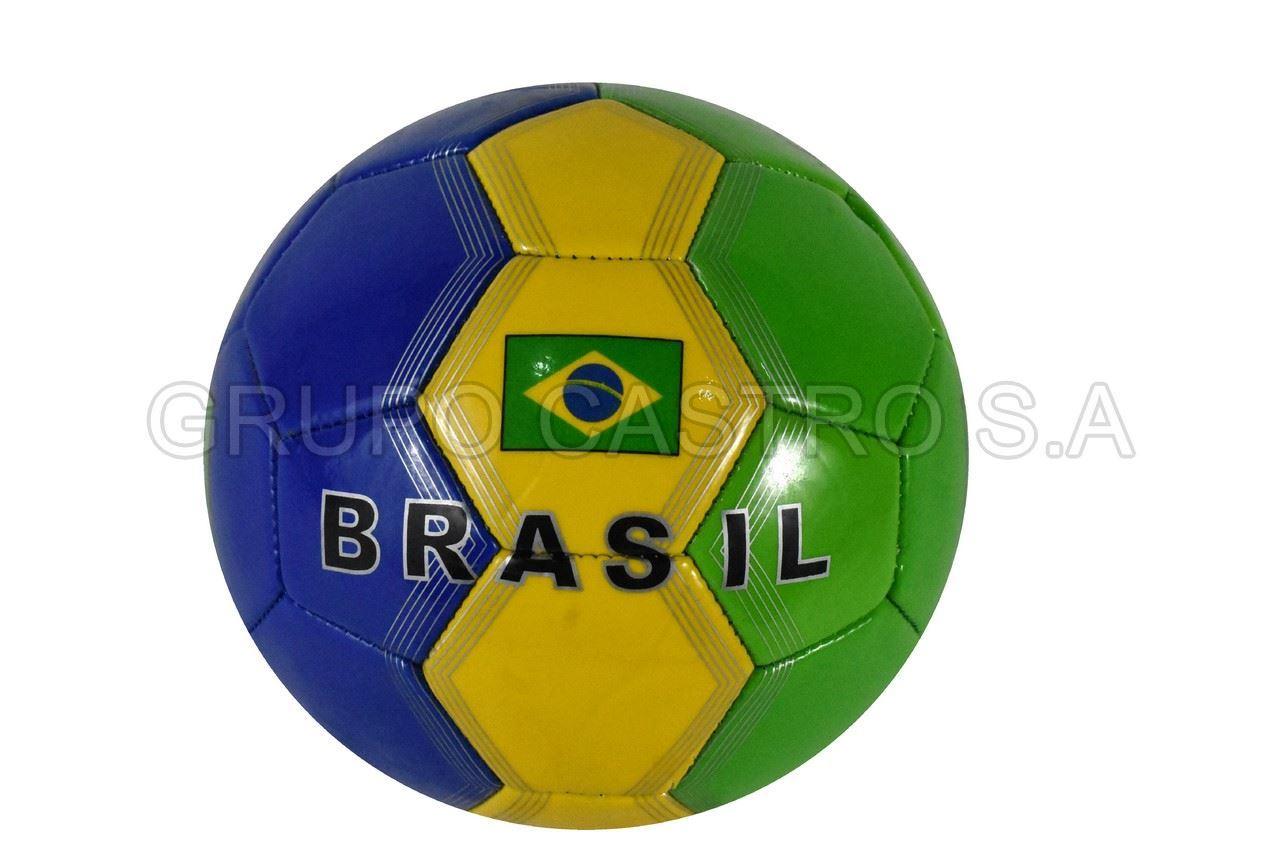 Foto de BALON DE FUTBOLL BRAZIL #3 N03-BRZ