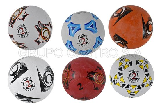 Foto de Balon Football Playa #2 COLORES