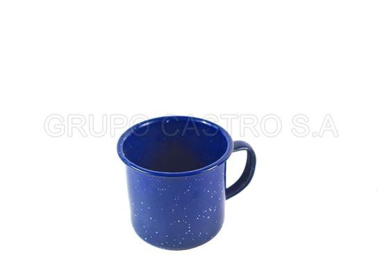 Foto de Jarro loza 5 cms Azul  isp-174 150ml o 3.4onz