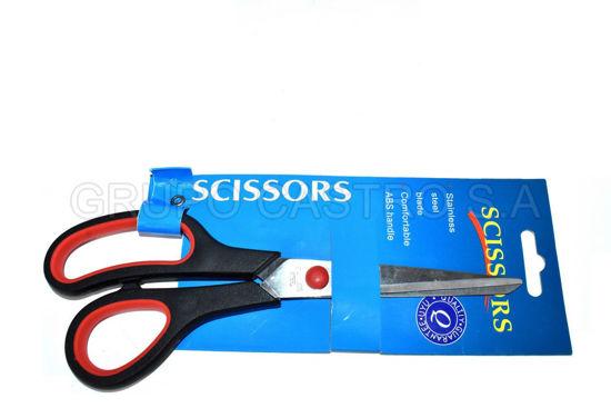 """Foto de Tijera 8"""" (11000 )scissors metal"""