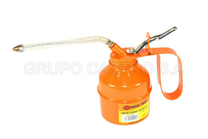 Foto de ACEITERA MANUAL OIL 300CC