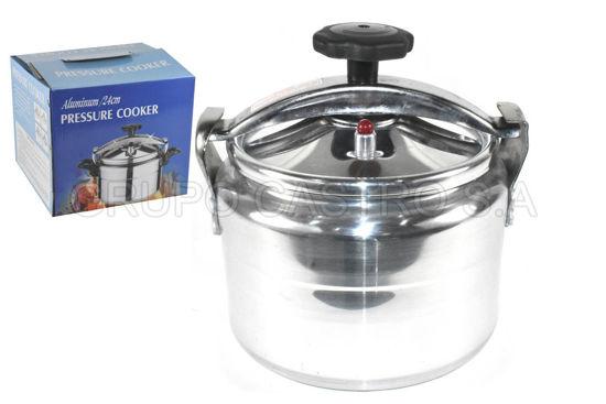 Foto de Olla presion 7ltrs 24cms pressure cooker