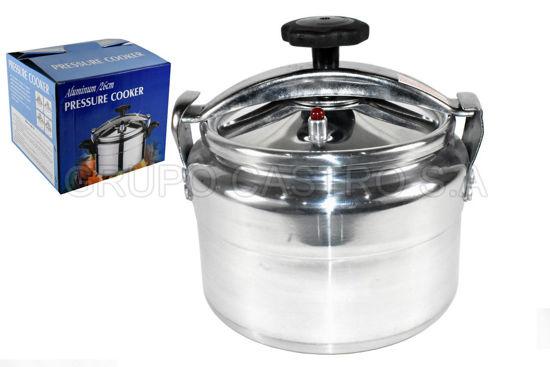 Foto de Olla presion 9ltrs 26cms pressure cooker