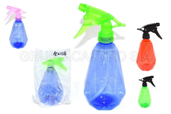 Foto de BOTELLA ATOMIZAR 500ml COLORES AZ6128