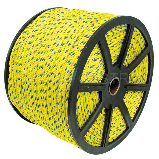 Foto de Cuerda de polipropileno 138203 10 mm, 27 kgs 621 mtrs surtek