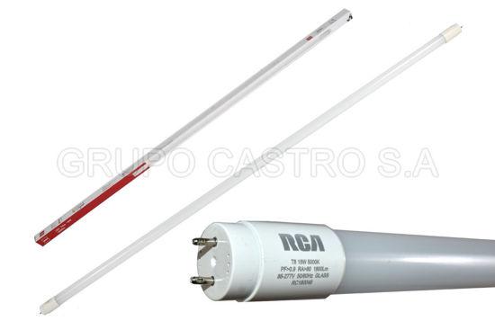 Foto de REPUESTO TUBO LED RL18W120GL-5K 120cms PARA LAMPARA SALON 110V RCA 25000 horas