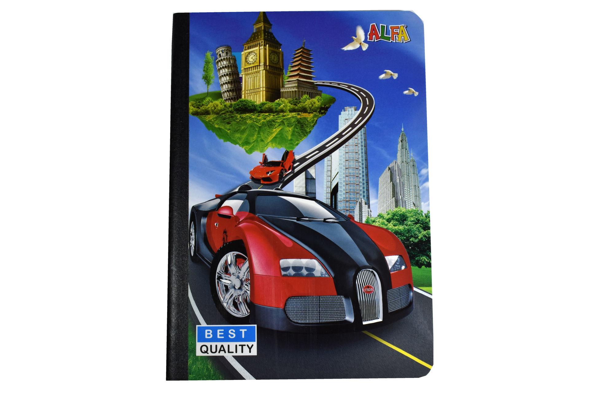 Foto de Cuaderno 80 Hojas(160paginas) 15,5x20cms CC-163AS niño