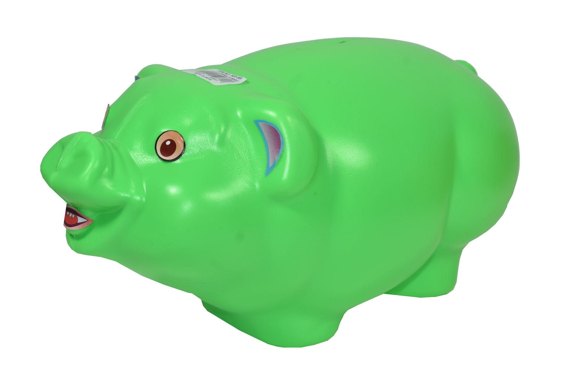 Foto de Alcancia chancho grande KEP003 15x30cms piggy bank jumbo