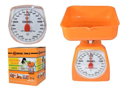 Foto de Bascula 5kg mesa ME3002 DIESEL TOOLS