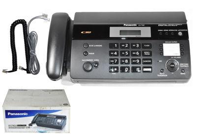 Foto de Fax Panasonic contestador KX-FT987LA-B
