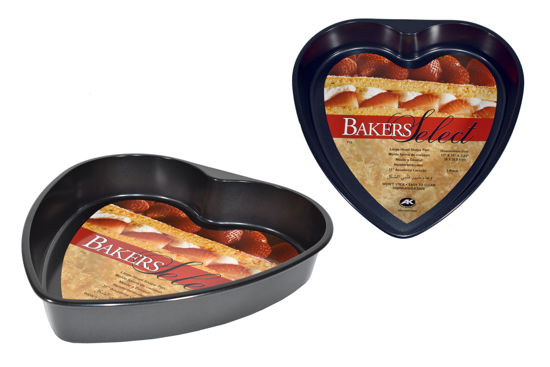 Foto de Molde teflon corazon 713-712 bakers 28x28x6cms