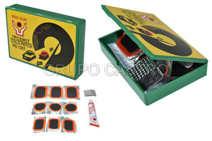 Foto de Parche Red Sun KIT 7pzs PH-RS.1207/CP-DM-041B