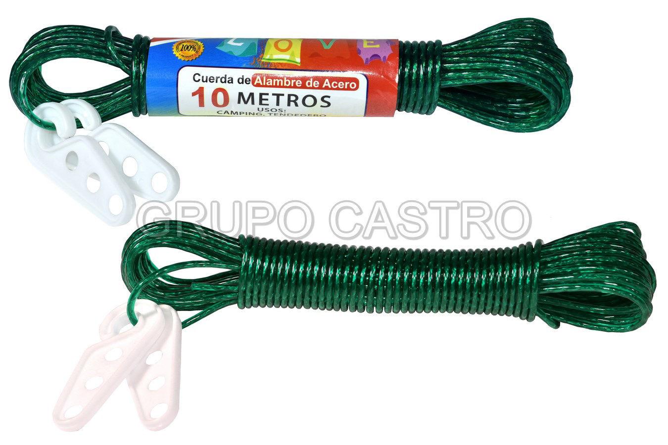 Foto de Mecate para tendedero/camping10Mtrs x4MM HG-3060 daily
