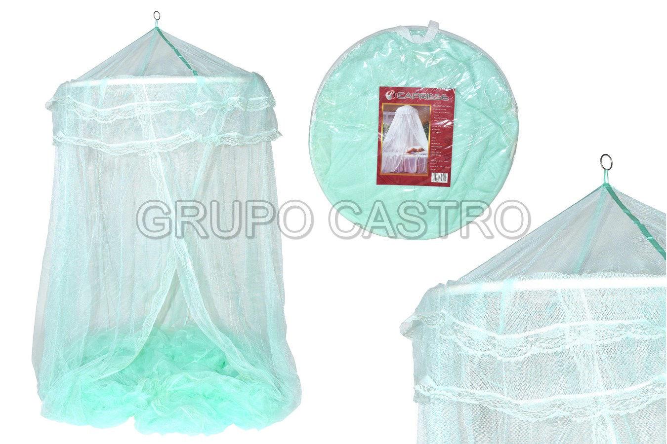 Foto de Toldo mosquitero matrimonial A8610-02 250x1200x60cms colores rueda king size caprisse